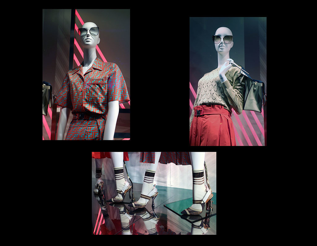 in store with…Fendi