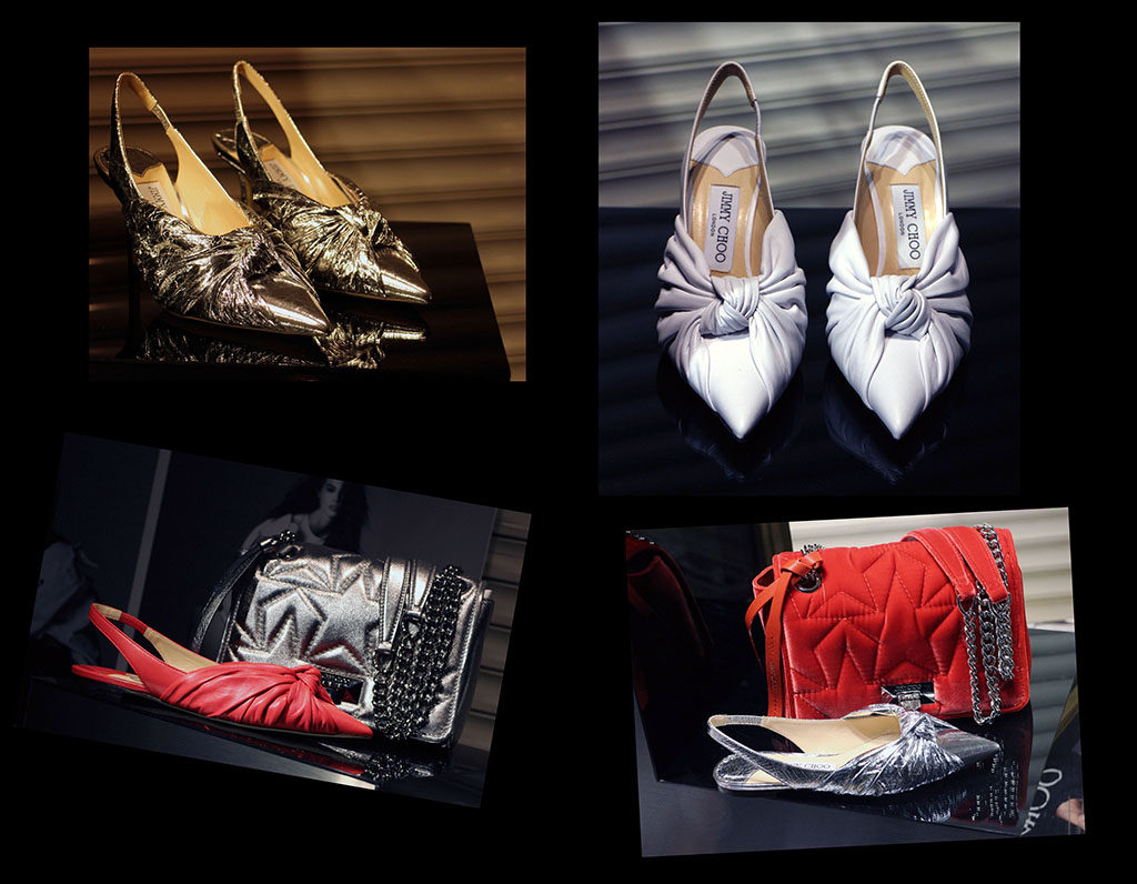 in store with…Jimmy Choo