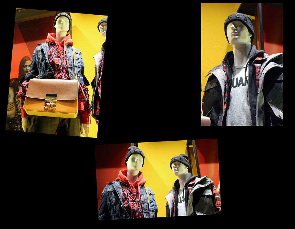 in store with…D Squared2
