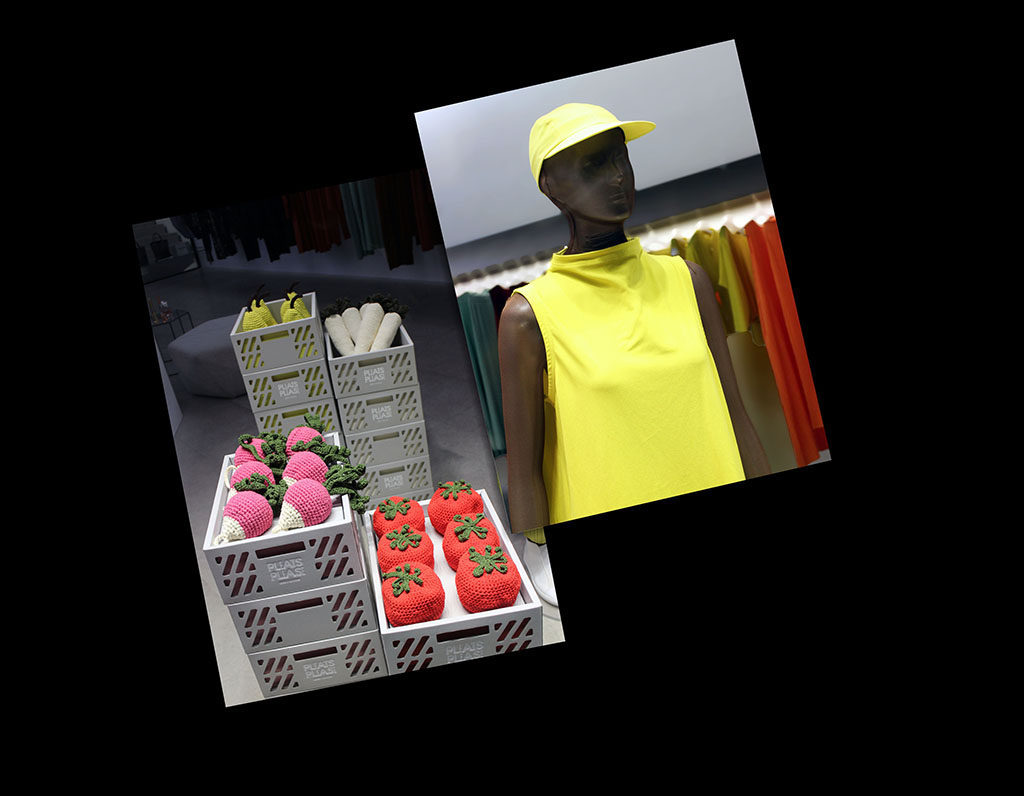 in store with…ISSEY MIYAKE