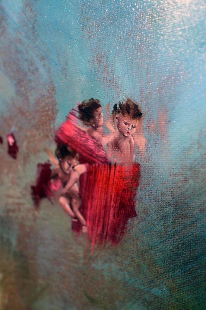 """4me4you"""" visits RHODES Gallery, which featured a Summer Group Show 'CHROMA'; a celebration of the purity and intensity of colour."""