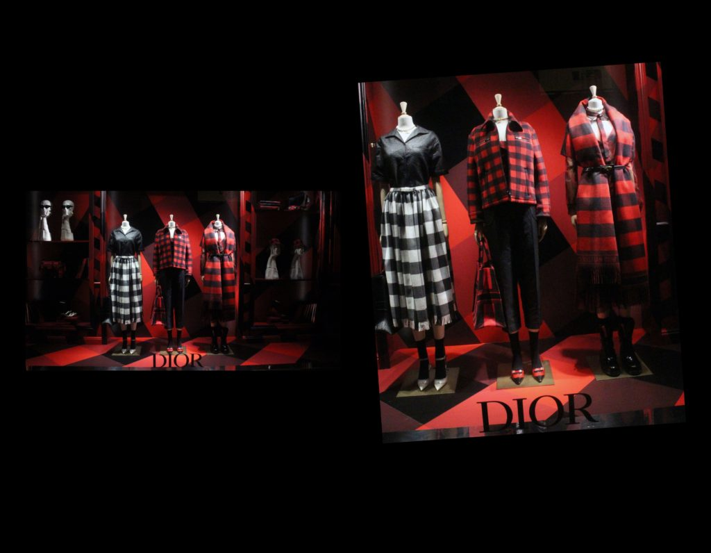 in store with…Christian Dior