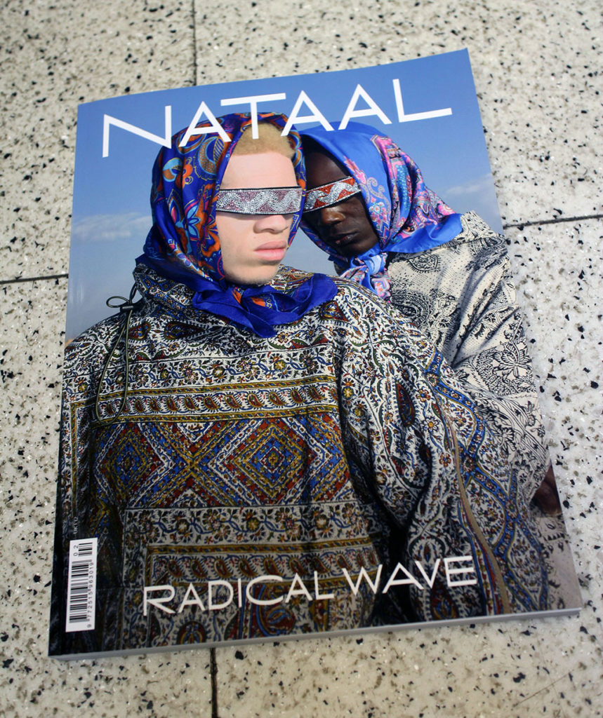 "IN ""Camden News"" store to see ""nataal"" magazine"