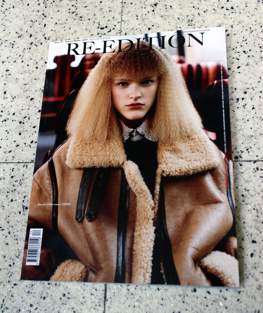 """IN """"Camden News"""" store to see """"re-edition"""" magazine"""