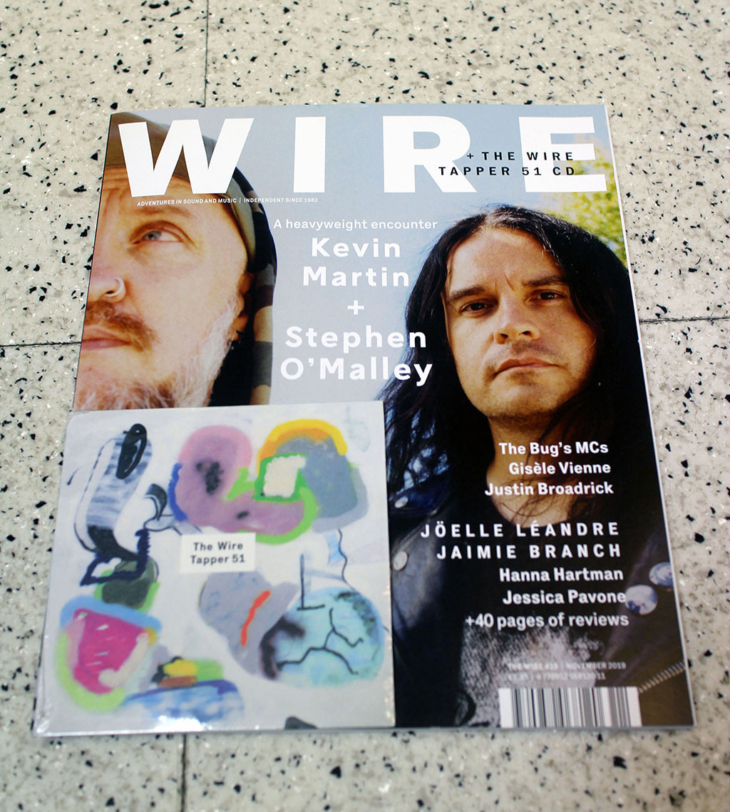 """IN """"Camden News"""" store to see """"wire"""" magazine"""