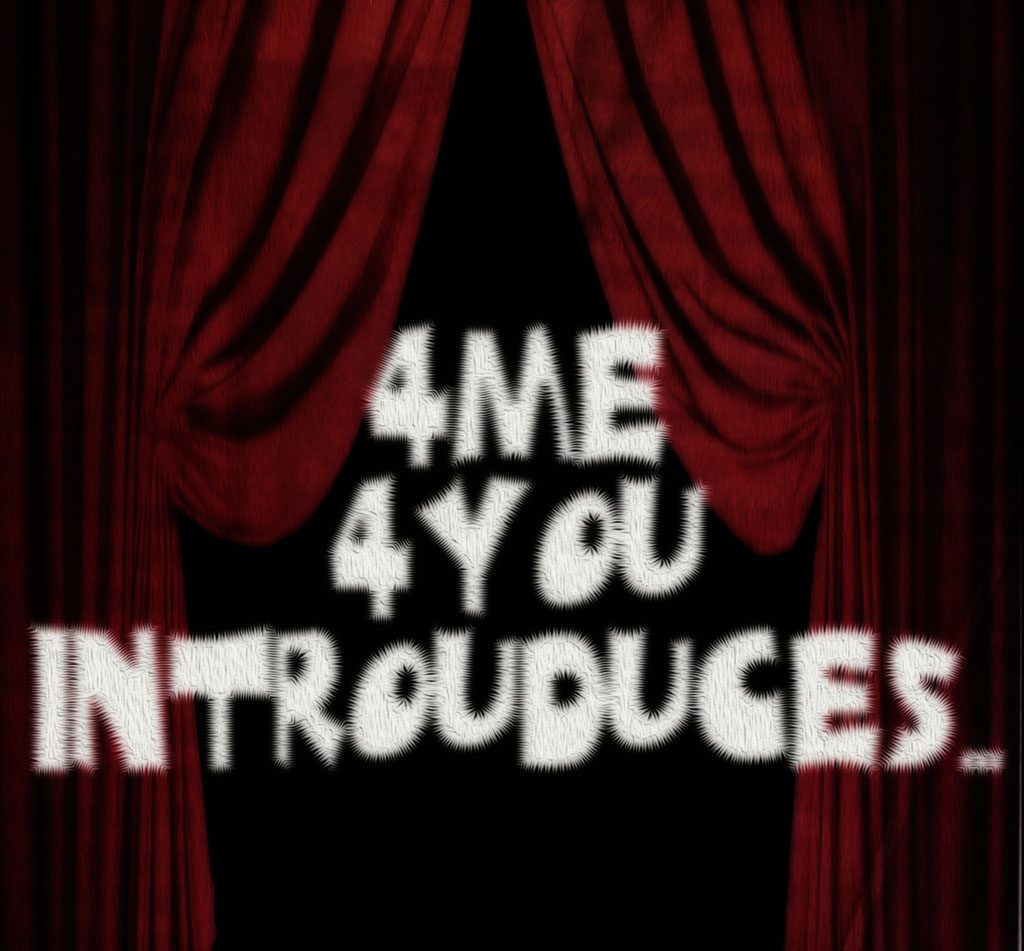 4me4you..introduces..features..previews..> 1: Music: October 2019 ~ DJ Charlene 2»: Film: Prada | Spring Summer 2020 3: Film: Bottega Veneta | Spring Summer 2020 4»: Moschino | Spring Summer 2020 5: Music: Top 10: October 2019 ~ DJ Nick 6»: Film: Fendi | Spring Summer 2020 7: Film: Missoni | Spring Summer 2020 8»: Film: Max Mara | Spring Summer 2020 9: Film: Fila | Spring Summer 2020 10»: Film: Angel Chen | Spring Summer 2020 11: Film: Cividini | Spring Summer 2020 12»: Film: London Fashion Week September 2019 - Street Style SS20 13: Photography - Chris Daw – London Fashion Week SS20 14»: Photography - Stefan – London Fashion Week SS20 15: Hairdresser: ..passion & creativity from Rick Roberts 16»: Photography - Chris Daw – London Fashion Week SS20 17: Fashion Illustrator - Scott Mason - 18»: Fashion: BSMT – Sonny Sundancer 19: Film: London Fashion Week September 2019 - Street Style SS20 20: Film: Alberta Ferretti | Spring Summer 2020 | Full Show