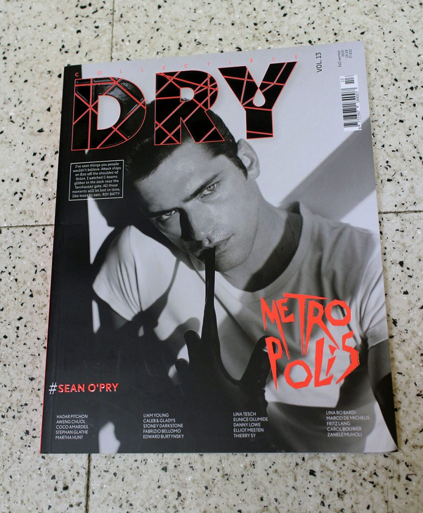 """IN """"Camden News"""" store to see """"dry"""" magazine"""