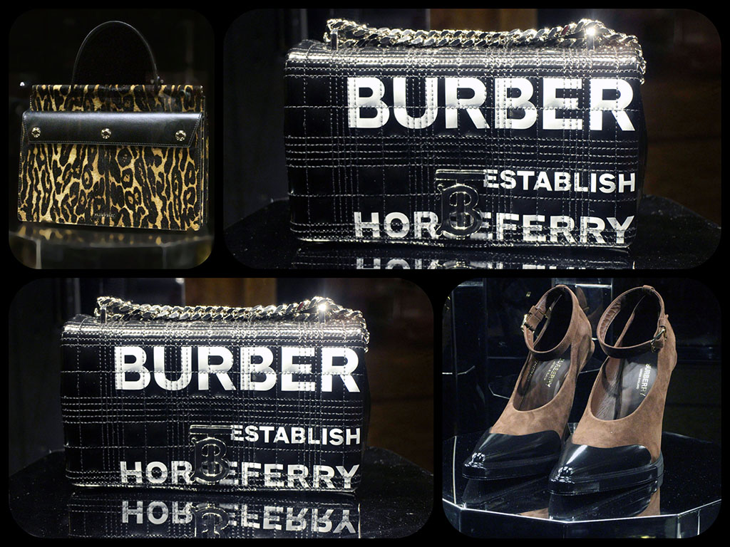 in store with…Burberry https://bit.ly/2PeJwXy
