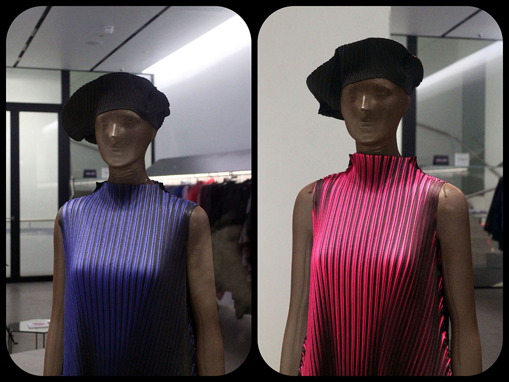 in store with…ISSEY MIYAKE https://bit.ly/33Yg5wl