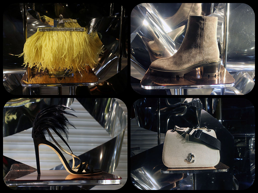 in store with…Jimmy Choo https://bit.ly/33VP6BL