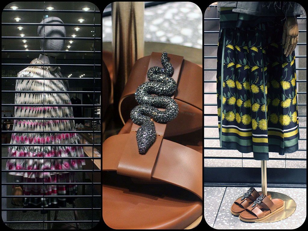 in store with…Valentino