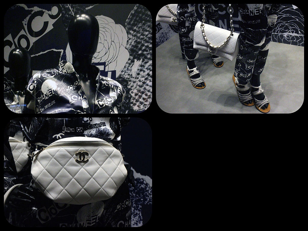 in store with…Chanel