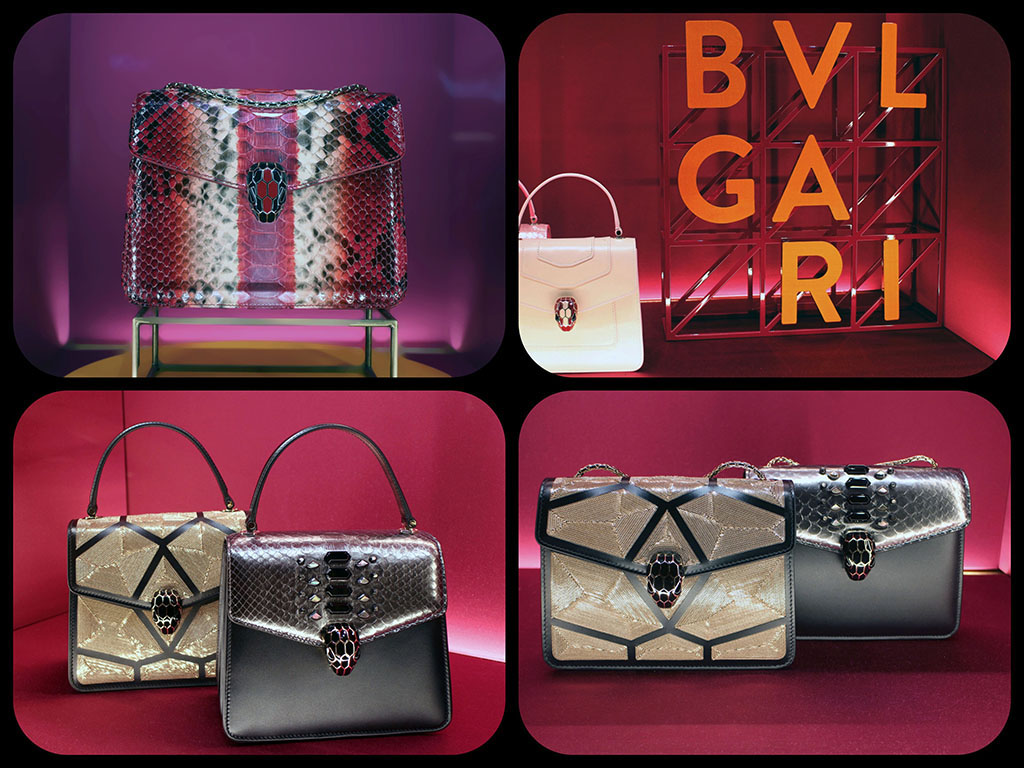 in store with…BVLGARI