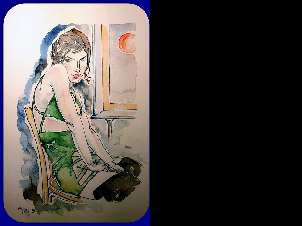 "8»: Artist: Gino Galante - - ""WATERCOLOURS"" More exciting works from Gino Galante . Take a moment to visit and enquire. More information: http://ginogalante.com"