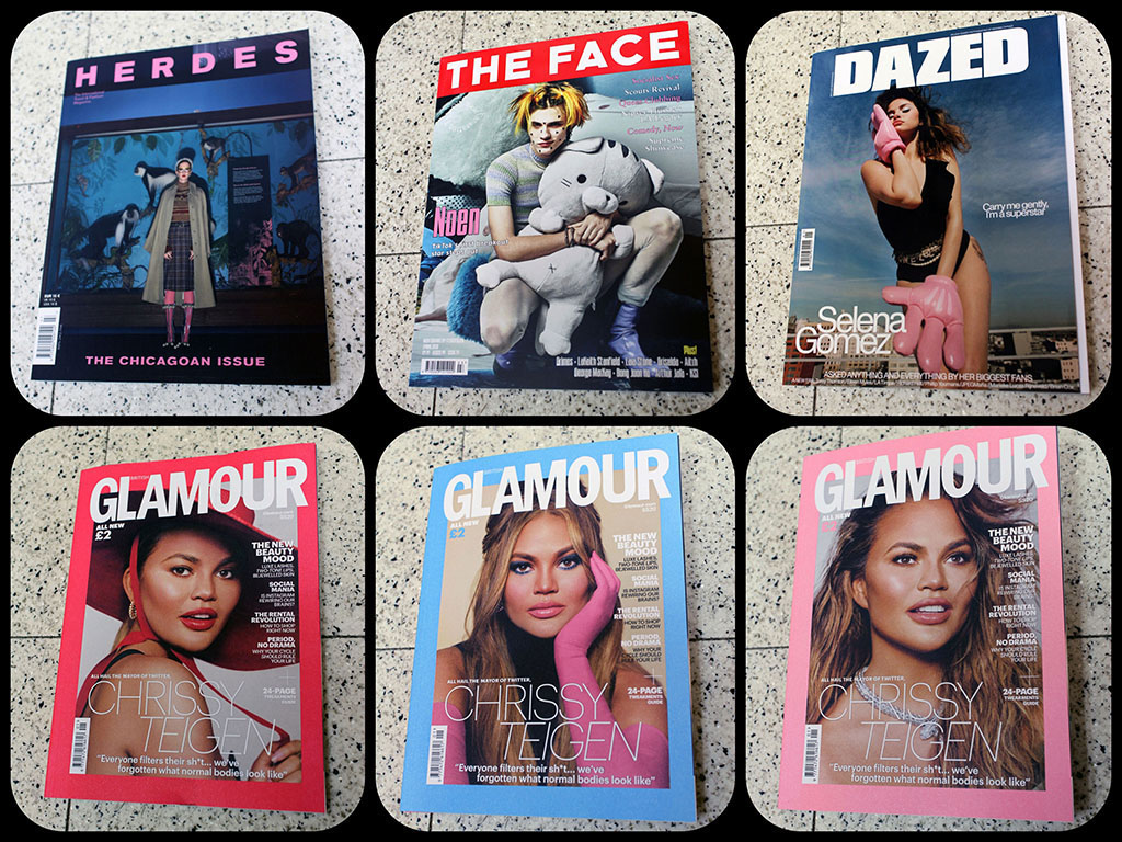 MAGAZINE COVERS MARCH 2020