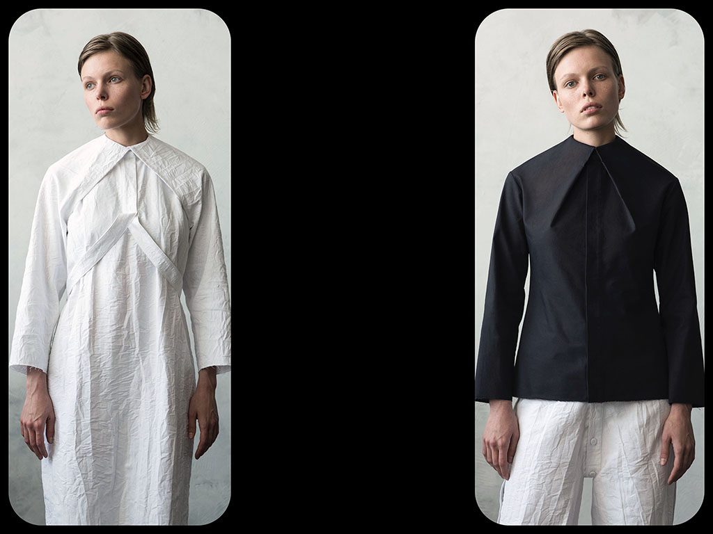 • 4me4you..introduces..features..previews..> • 6»: Fashion Designer: DZHUS • DZHUS is a Fashion designer whom we are paying close attention to her design philosophy. • Further info: DZHUS is a conceptual womenswear brand launched in 2010 by Ukrainian designer and stylist Irina Dzhus • https://www.irinadzhus.com