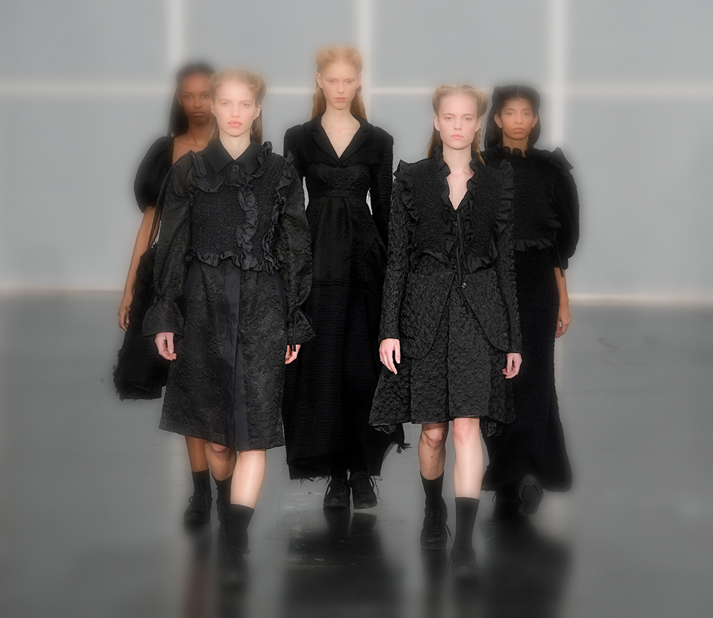 4me4you introduces..features CECILIE BAHNSEN AW20 during Copenhagen Fashion Week