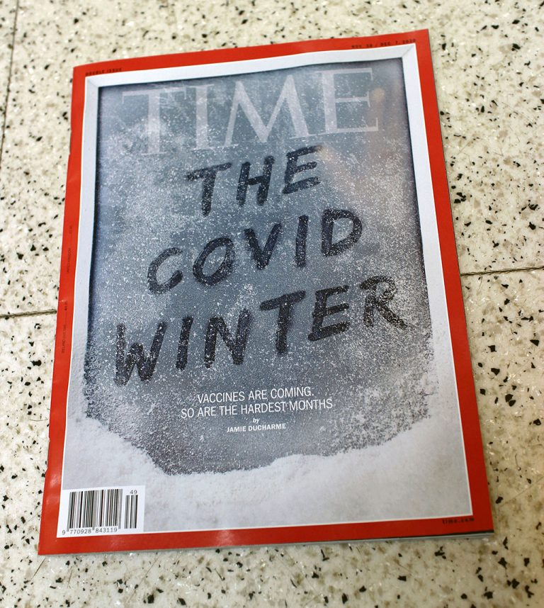 """IN """"Camden News"""" store to see """"time"""" magazine"""
