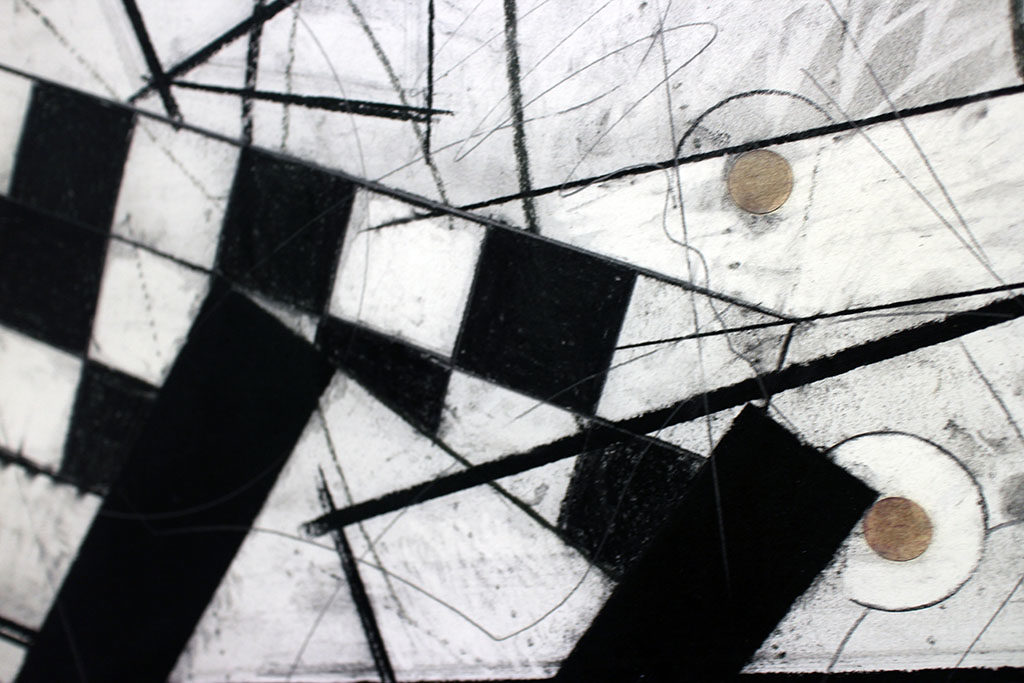 """4me4you visits Pilar Corrias Gallery, which featured – Robert Reed - """"San Romano Series""""."""