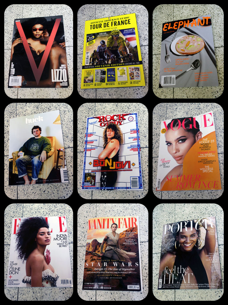 4me4you meets MAGAZINE COVERS - June 2019