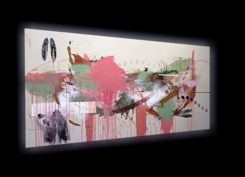 4me4you:..Great pieces of work, on a large scale. Very immersive..