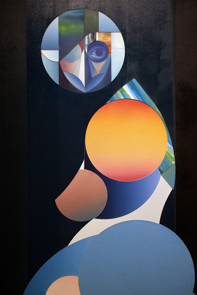 """4me4you visits Unit London Gallery, which showcased """"RYAN HEWETT""""."""