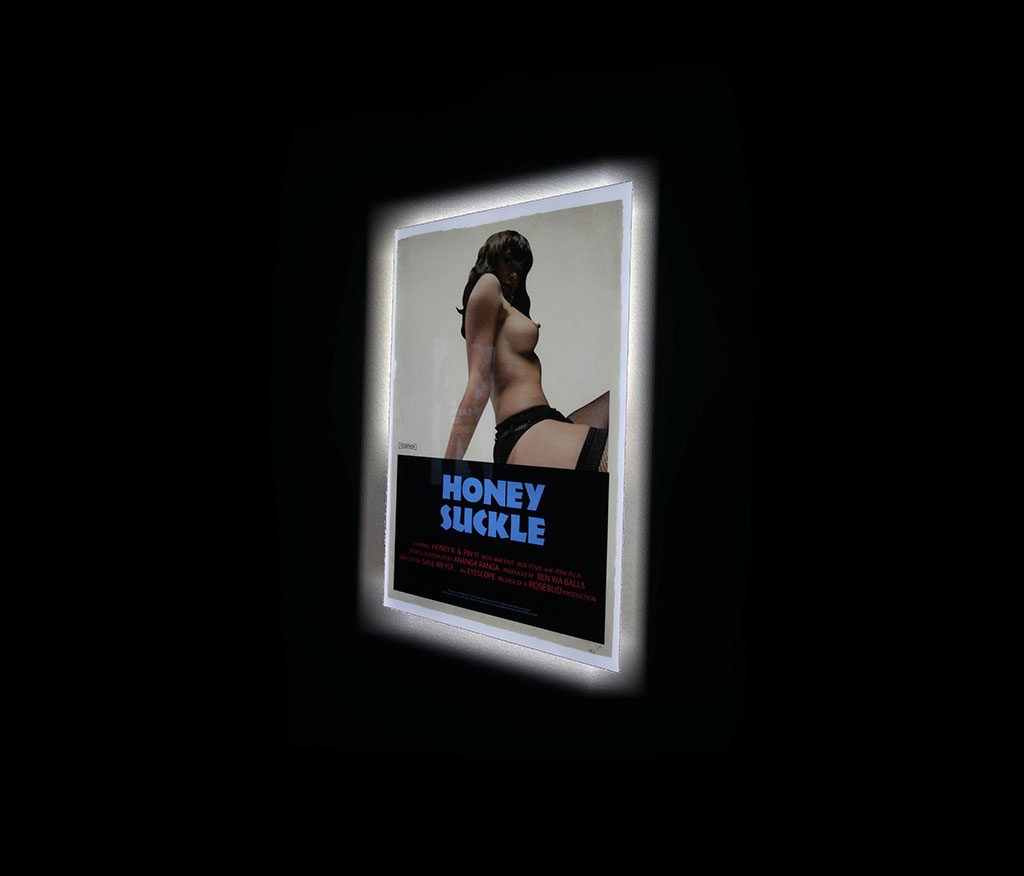 """4me4you visits Lazarides Gallery which showcased Jamie Hewlett :""""The Suggestionists""""."""