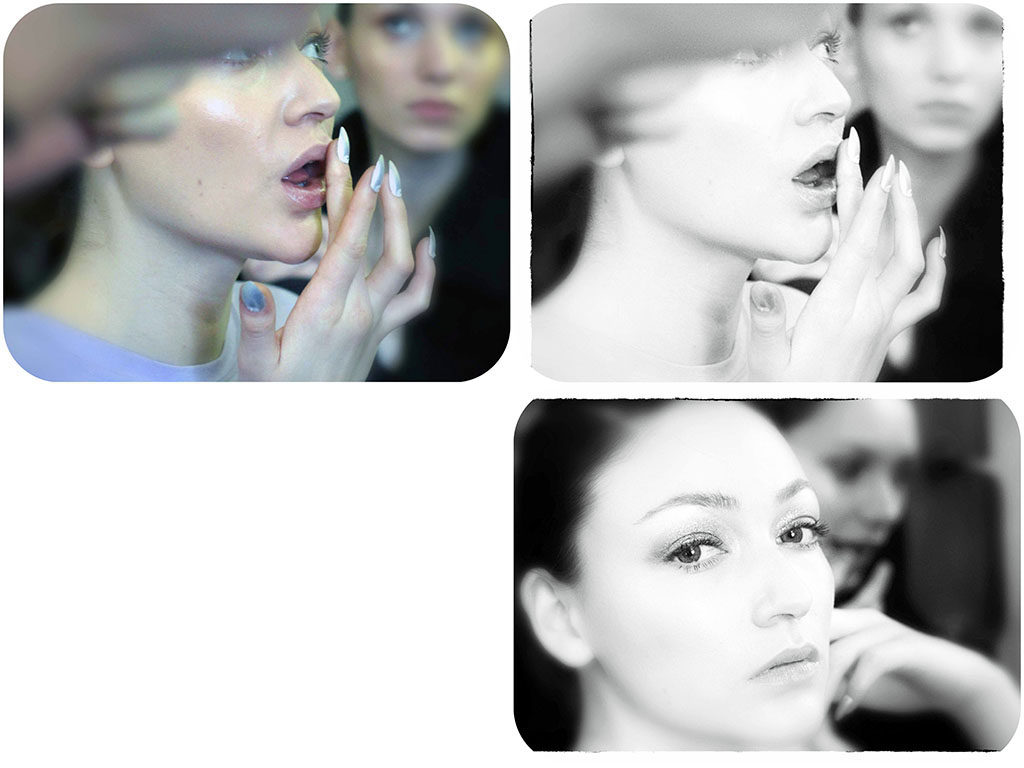 4me4you..was invited to see Chanel Joan Elkayam Womenswear Designer during London Fashion Week.