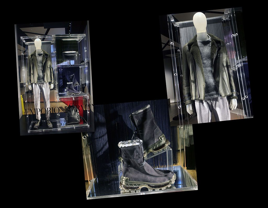 in store with…Emporio Armani https://bit.ly/2Zr8NBU
