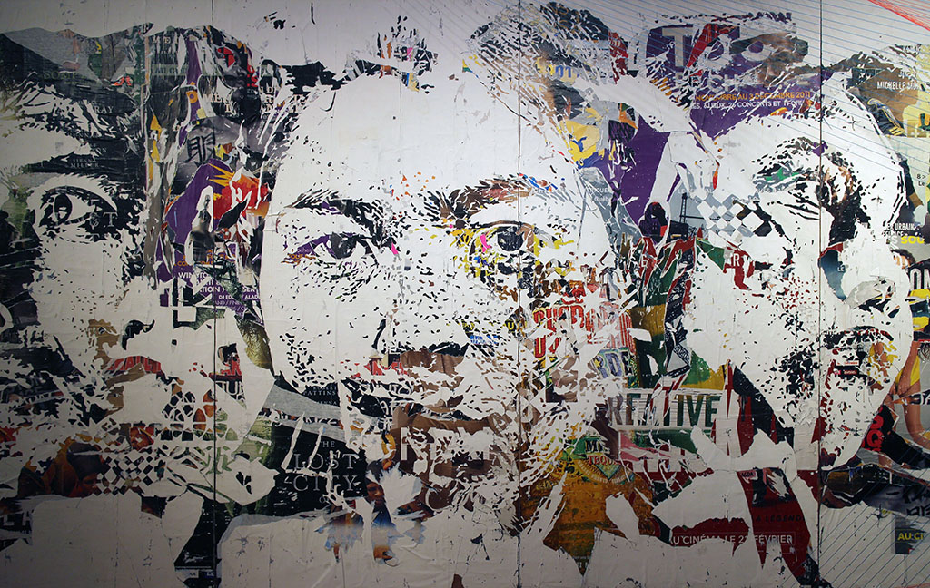 4me4you visits Lazarides Gallery which showcased Watch This Space. This unique artistic initiative brings together over 25 contemporary artists who will develop and create works live and onsite. .see more.. @miazbrothers @icyandsot&@vhils 4me4you….amazing..❤️
