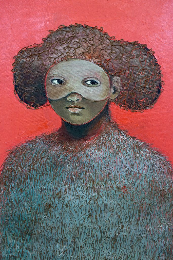 4me4you introduces you to Lisa Wright's beautiful artwork. Lisa Wright's paintings hold us in the present and connect us with the past. Her intimate understanding and connection to historical painting, together with the longstanding discipline of drawing Wright has always pursued, lend authenticity and gravitas. The careful balance of both figurative and abstract elements, along with a heightened and often sensual use of colour, emphasise the vibrant and contemporary nature of the work.
