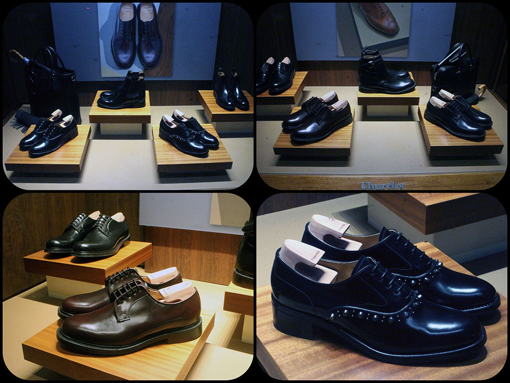 in store with…Church's