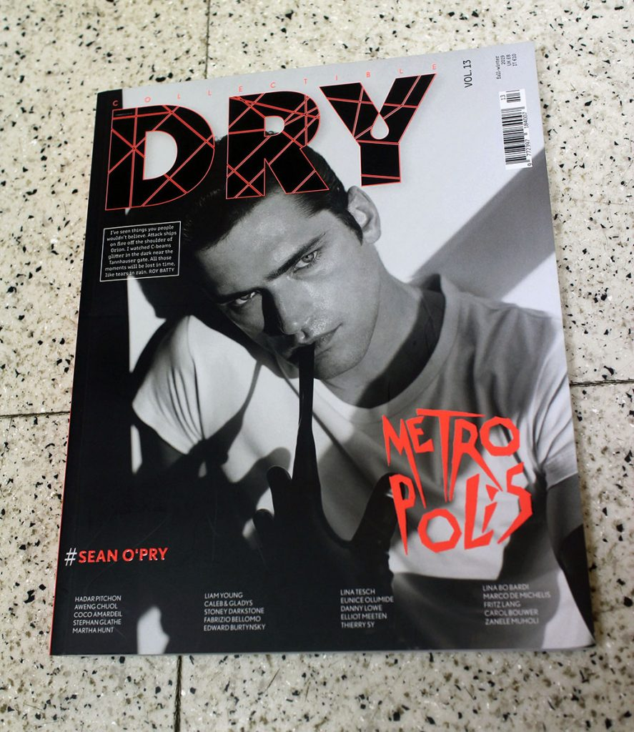 "IN ""Camden News"" store to see ""dry"" magazine"