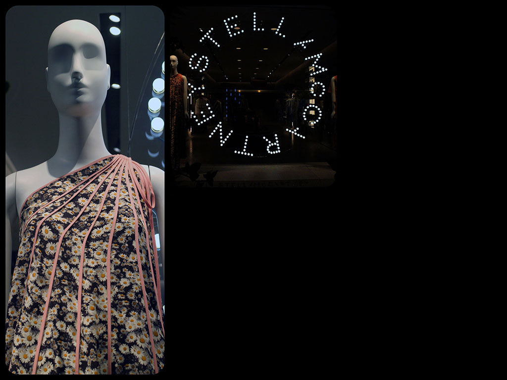 Unit in store with…Stella McCartney