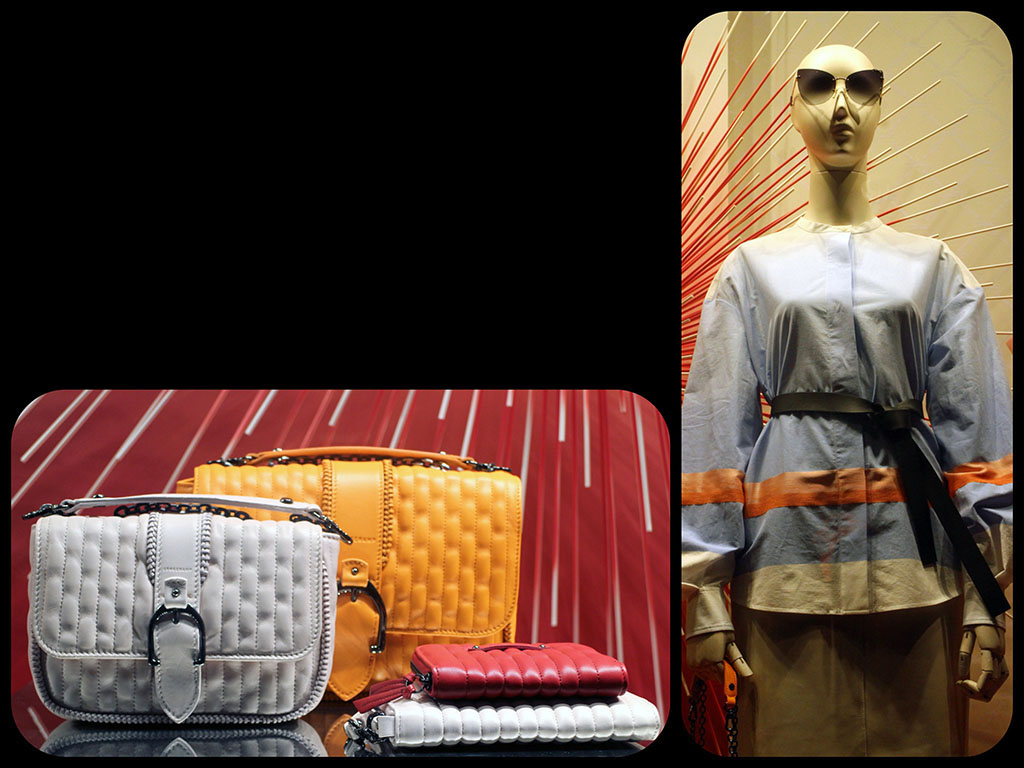 in store with…Longchamp