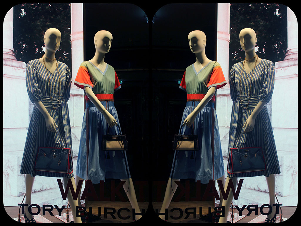 in store with…Tory Burch