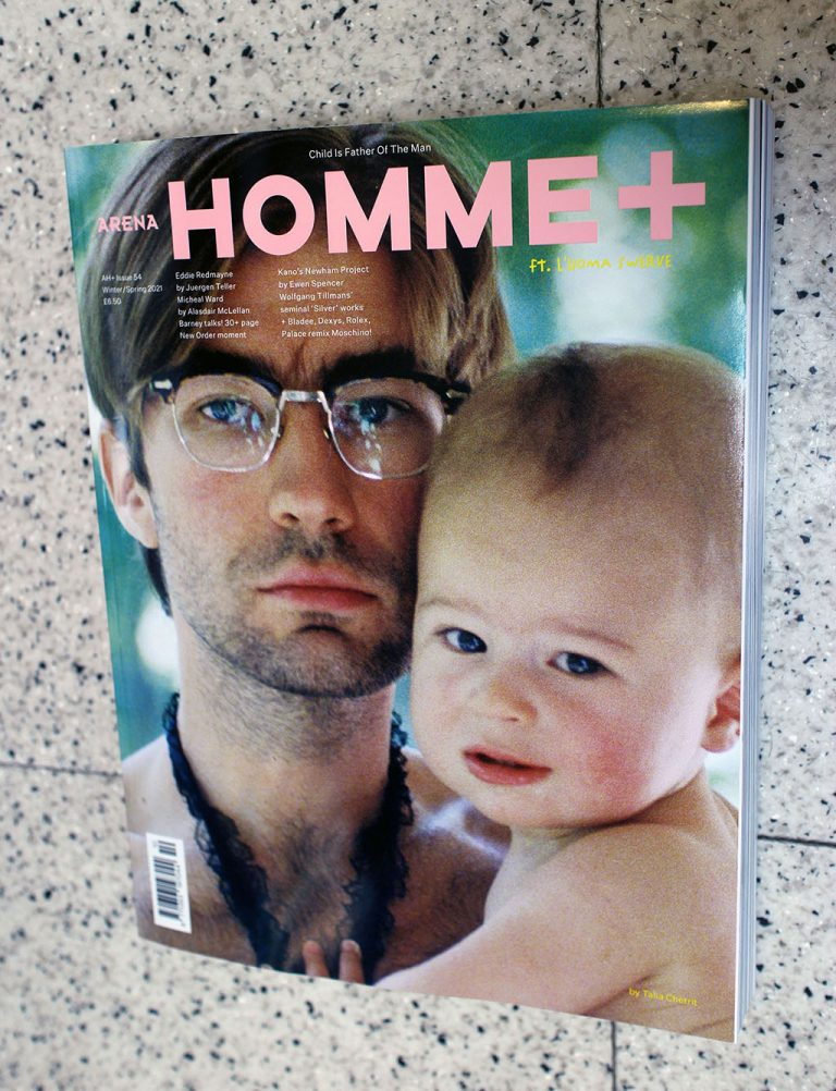 """IN """"Camden News"""" store to see """"arena - homme+"""" magazine"""